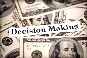 Financial Decision making eminence financial